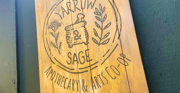ATX Loves Yarrow and Sage