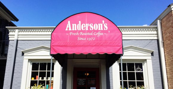 Andersons Coffee