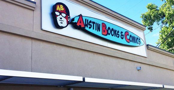 Austin Books And Comics