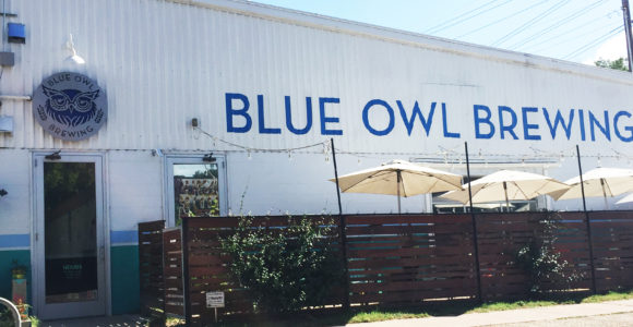 Blue Owl Brewing 1