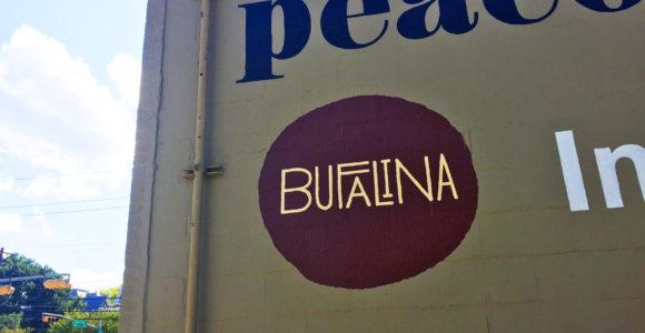 Bufalina Sign
