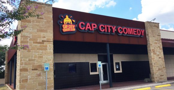 Cap City Comedy