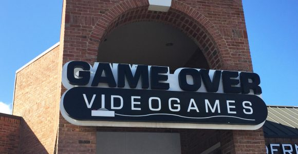 Game Over Videogames