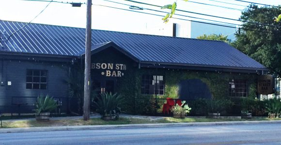 Gibson Street Bar 1