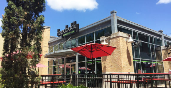Hopdoddy Triangle