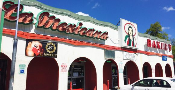La Mexicana Bakery