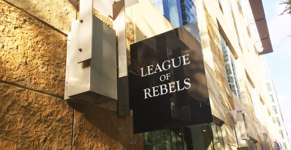 League Of Rebels