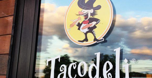Tacodeli Door