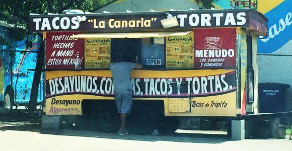 Taqueria La Canaria