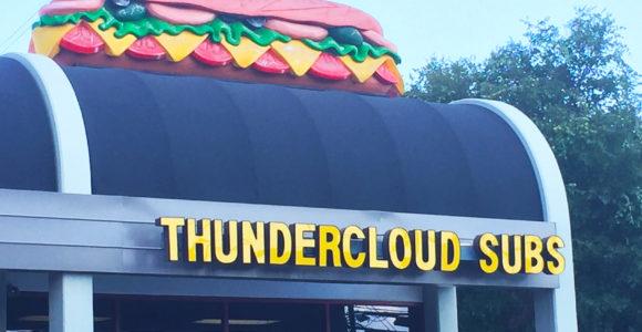 Thundercloud Subs Rutland