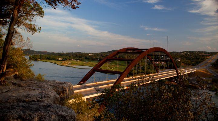 Pennybacker Bridge On 360